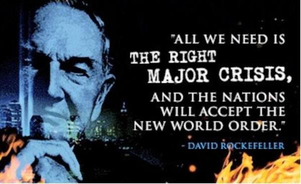 New World Order   THE SIGNS OF THE END